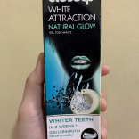 Closeup White Attraction Natural Glow