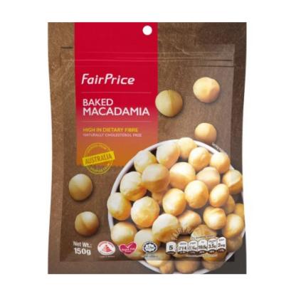 Baked Macadamia