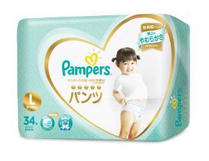 Pampers Premium Tape Pants
