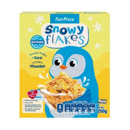 Snowy Flakes