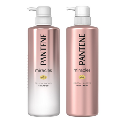 Pro-V Miracles Crystal Smooth Shampoo + Conditioner