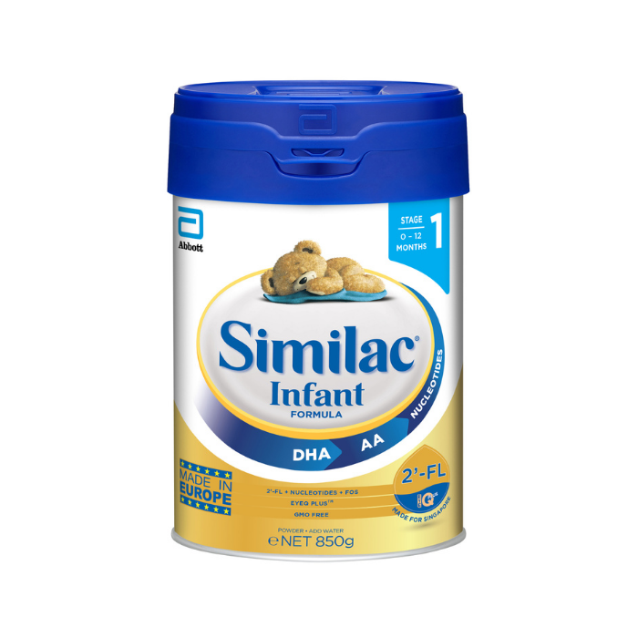 Abbott 2FL Infant Formula Stage 1