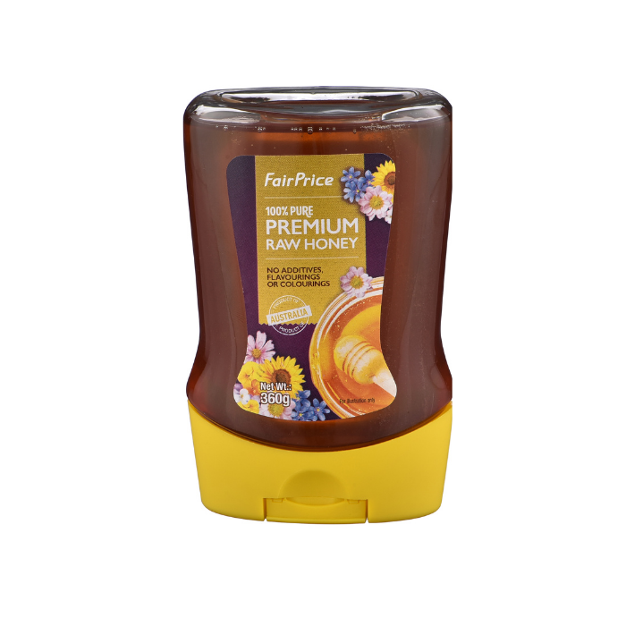 100% Premium Raw Honey