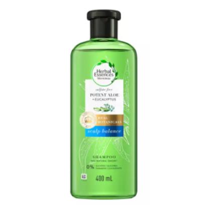Bio Renew Potent Aloe + Eucalyptus Shampoo