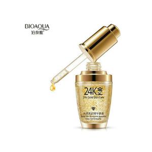 24K Gold Whitening Moisturizing Serum