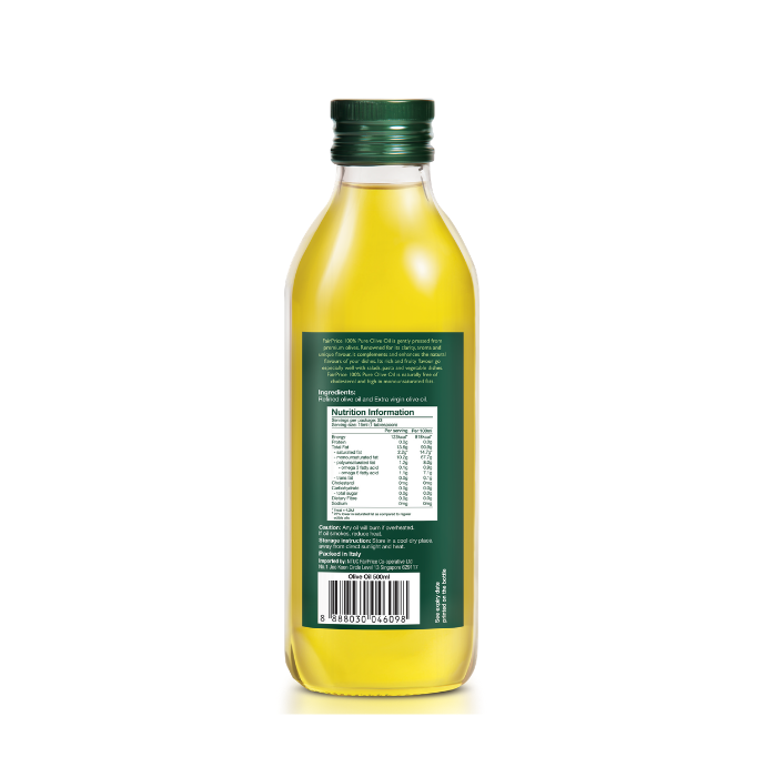 Olive Oil - Rich & Fruity