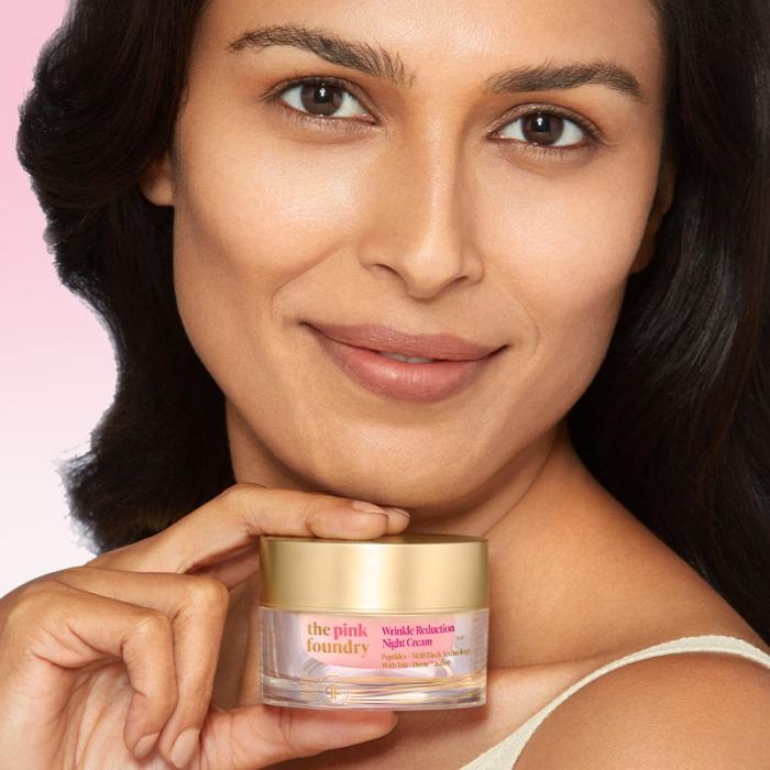Wrinkle Reduction Night Cream