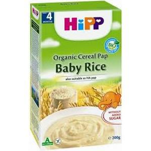 Cereal Pap Baby Rice
