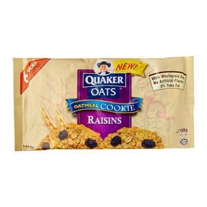 Oats Raisin Oatmeal Cookies