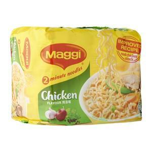 Chicken Flavour Instant Noodles