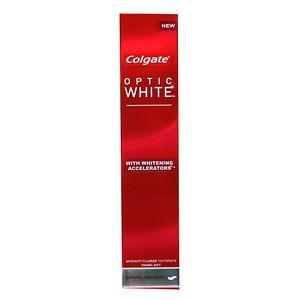 Optic White Sparkling Mint Toothpaste